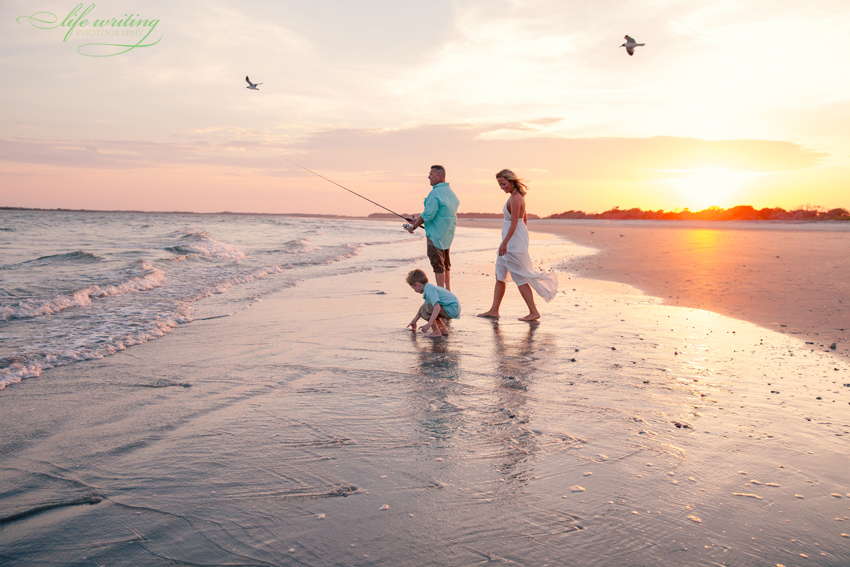 Folly Beach Family Photos Photographers Photographer